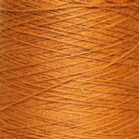 Organic Cotton - Burnt Orange
