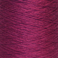 Organic Cotton - Raspberry