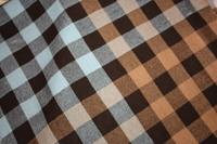 Pattern - Bambu - Heavenly Check Scarves - Classic