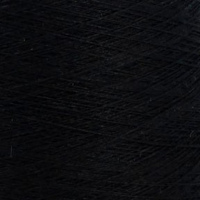 2/40 Linen - Black