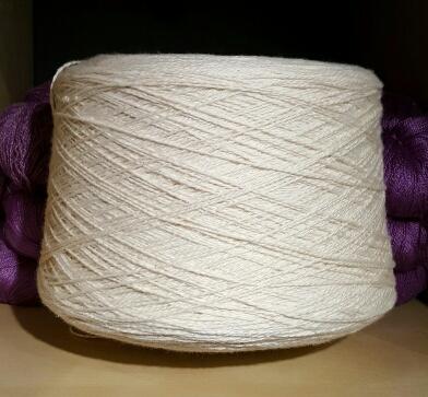 Organic 3/2 Cotton - 1.76 kilo cone