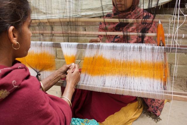 Handweaving Around the World: India - on the Jane Stafford Textiles Blog