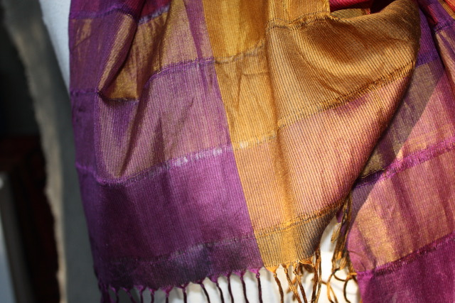Handweaving in India, Part 2: Oh, The Fabric!