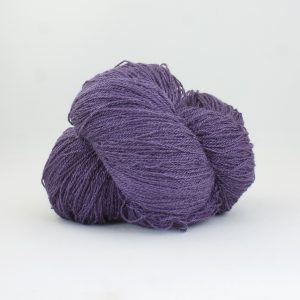 20/2 Tussah Silk - Electric Aubergine