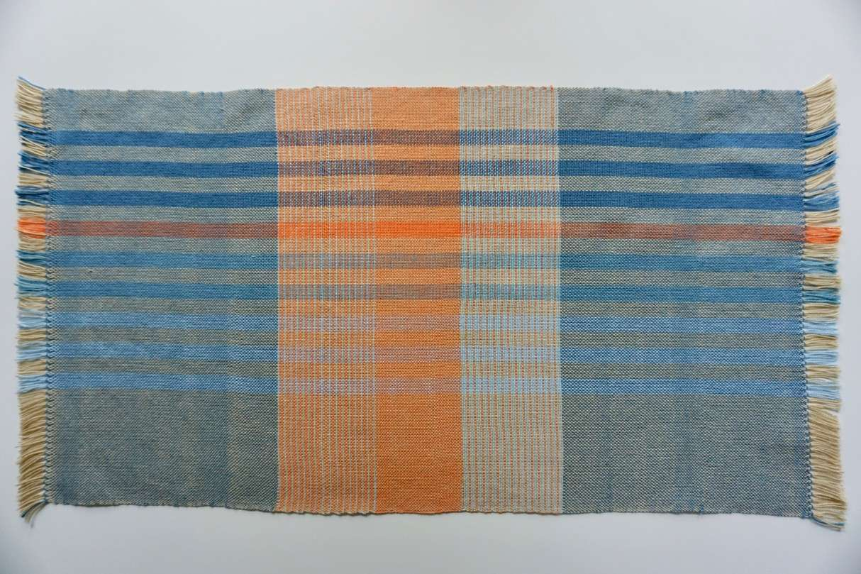 Weaving Samples - 1